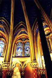 Paris, Sainte Chapelle